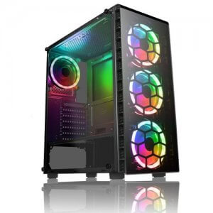 Gmit Gaming PC RGB Case